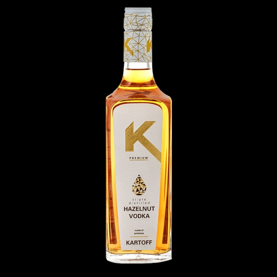 KARTOFF VODKA Image Hazelnut Vodka