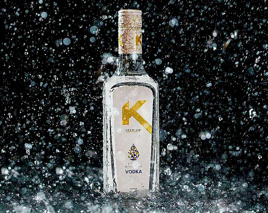 KARTOFF VODKA Bottle Image