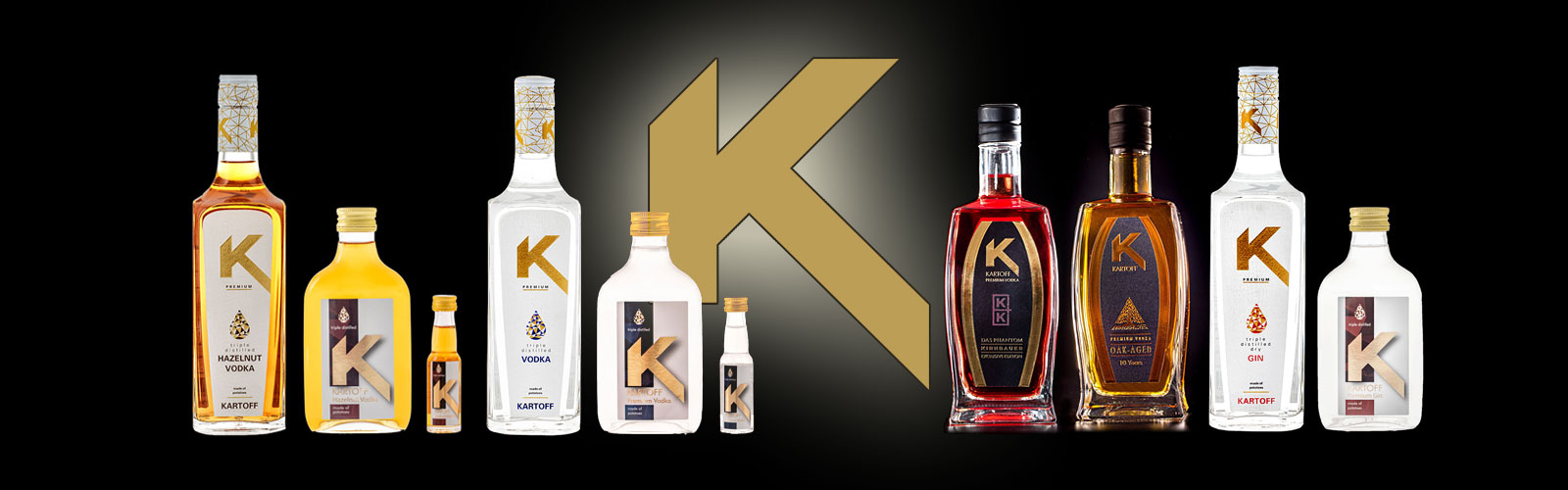 KARTOFF VODKA